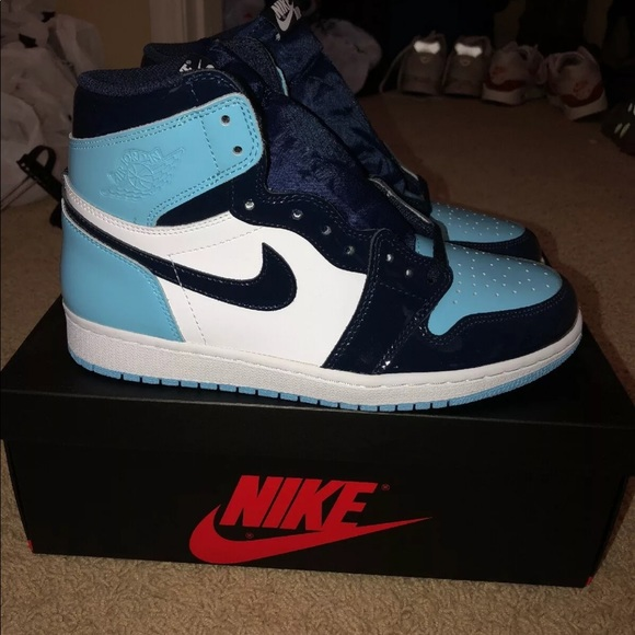 f4b52ecdca48 Jordan Shoes - Jordan 1 UNC Patent. Jordan Other - Jordan 1 UNC Patent